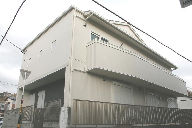 一級建築士の二世帯住宅の家