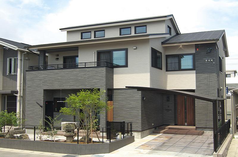 都会派のデザイナーズ住宅